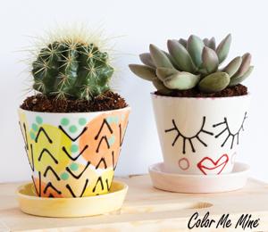 Davie Cute Planters