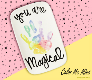 Davie Rainbow Handprint
