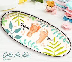 Davie Tropical Baby Tray