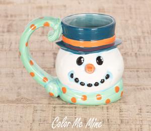 Davie Snowman Mug