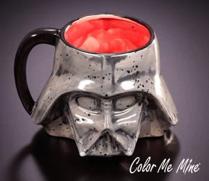 Davie Darth Vader Mug