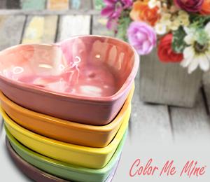 Davie Candy Heart Bowls