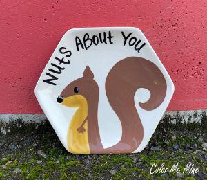 Davie Squirrel Plate