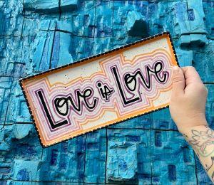 Davie Love is Love