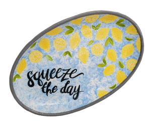 Davie Lemon Platter