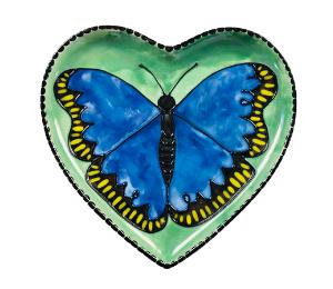 Davie Butterfly Plate