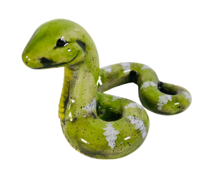 Davie Tree Boa Figurine