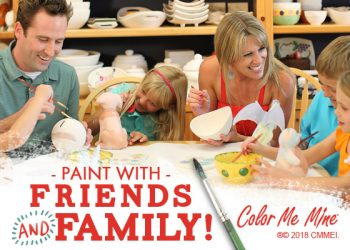 Davie Florida Paint Your Own Pottery Studio Kids Adults Parties